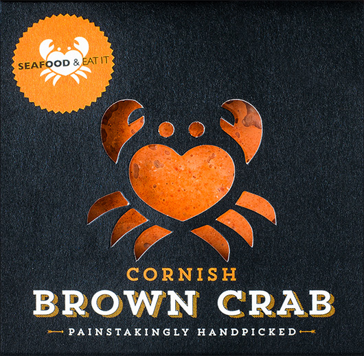 Cornish Brown Crab Meat
