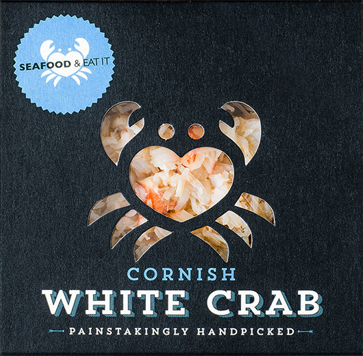 Cornish White Crab Meat